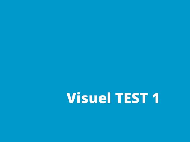 Légende Visuel TEST 1