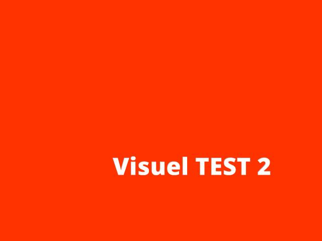 Légende Visuel TEST 2