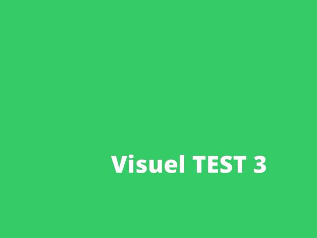 Légende Visuel TEST 3