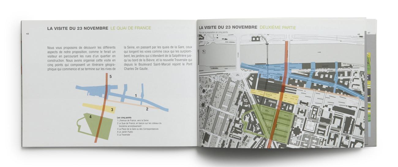 Paris austerlitz - Bureau des paysages alexandre chemetoff ...